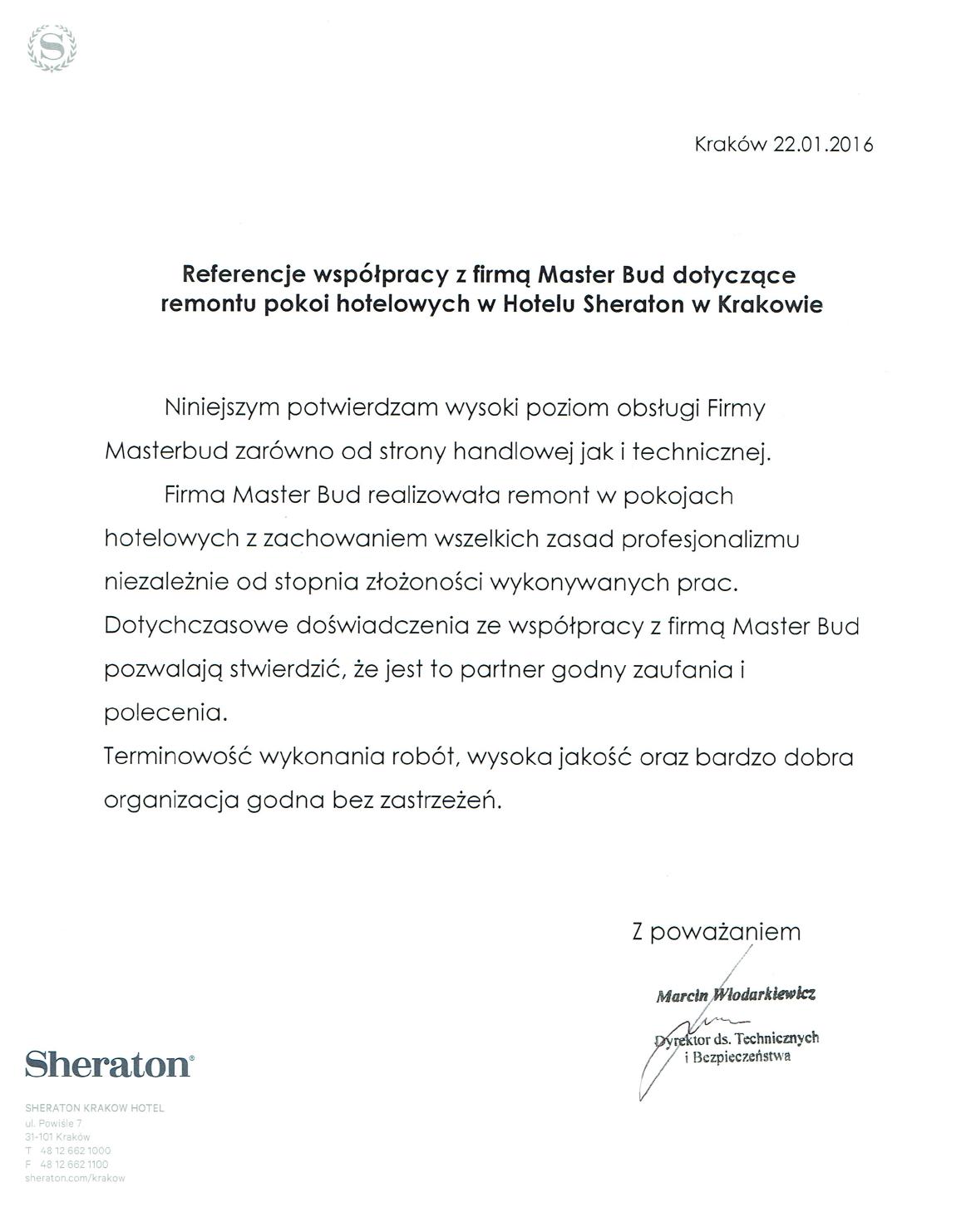 referencja-sheraton