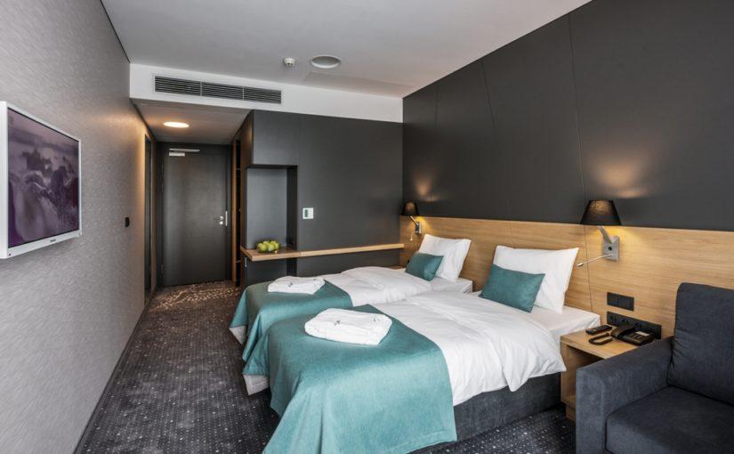 Hotel Regatta w Poznaniu