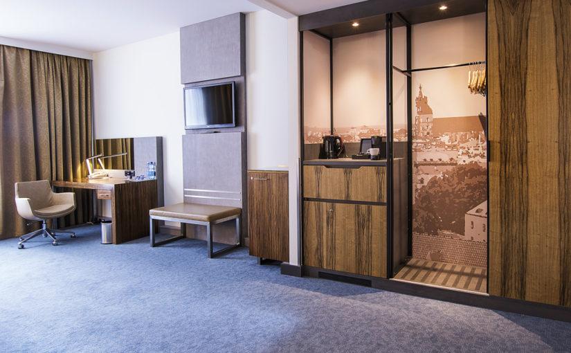 Hotel Radisson Blu w Krakowie