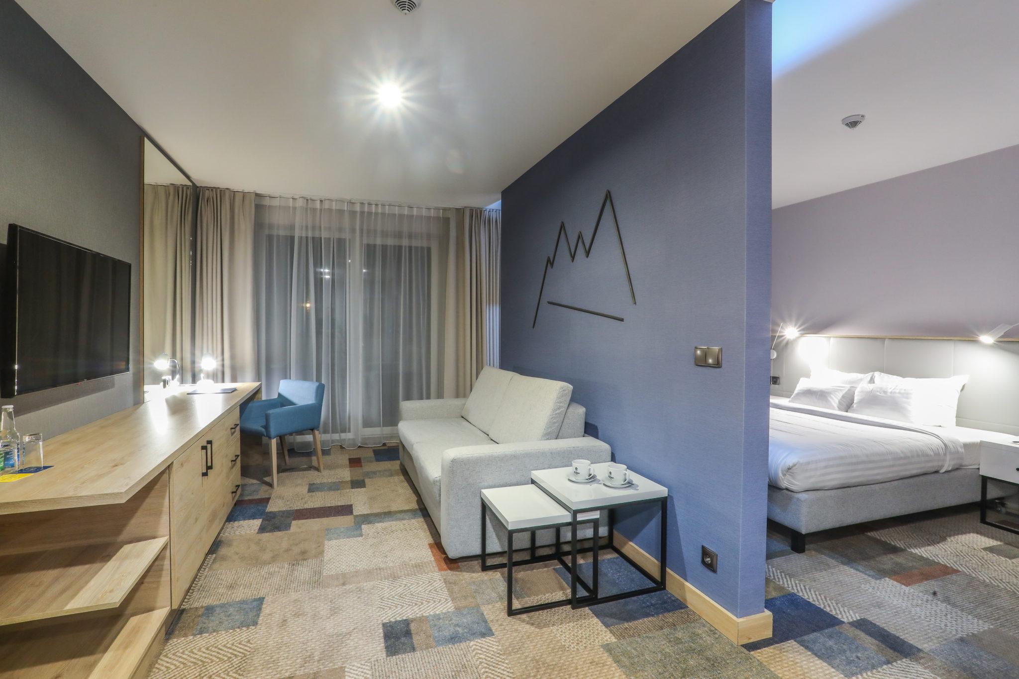 Hotel Golden Tulip w Bystrej